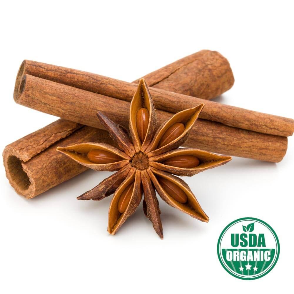Organic Ceylon Cinnamon Bark